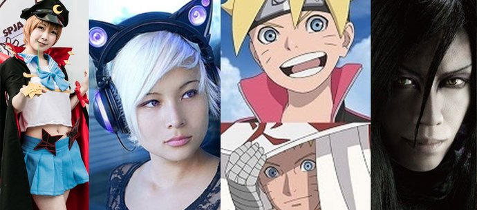 picture of Naruto? Or Maybe Cosplay?? Announcing the Top 10 Most Read News from 2015!
