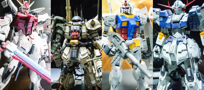 picture of Gunpla Expo 2015 Photo Collection