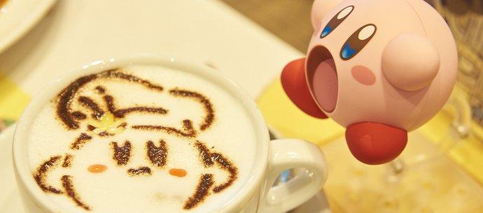 Kirby Café Tokyo 2016 [Photo Report]