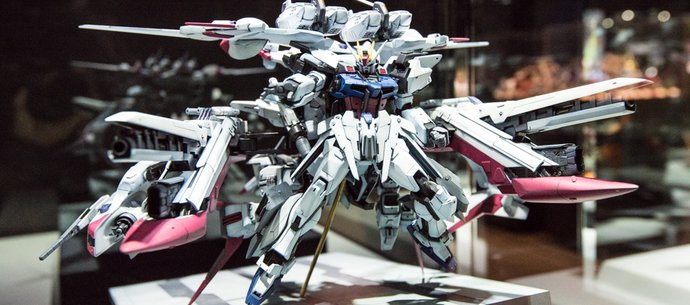 picture of Gunpla Expo 2015 - A Bevy of New Products Announced!