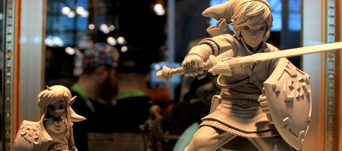 picture of New Link Figures Unveiled at NYCC 2015