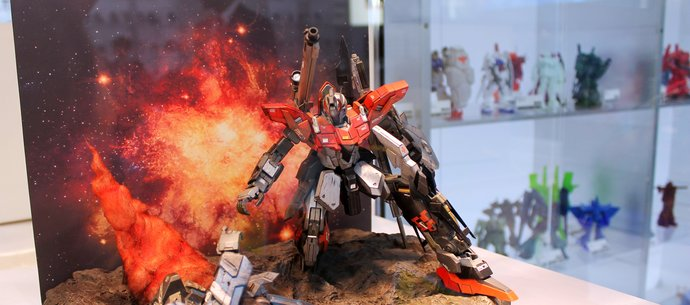 picture of Gunpla Builders World Cup 2012 - The World's Best Gundam Models Crowned! (Part 1 of 2)