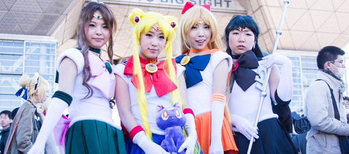 picture of Comiket 89 Photo Report: Day 1