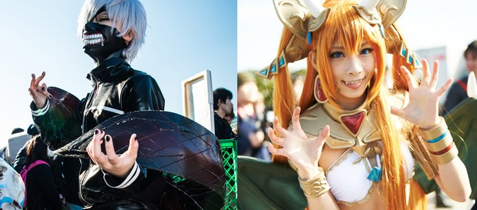 picture of Comiket 89 Photo Report: Day 2