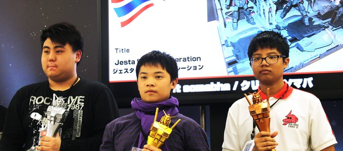 picture of Gunpla Builders World Cup 2012 - The World's Best Gundam Models Crowned! (Part 2 of 2)