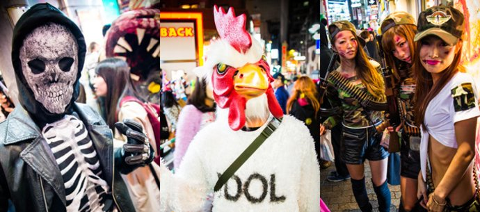 picture of Shibuya Halloween Photo Collection!