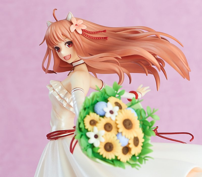 Spice And Wolf 10th Anniversary Project Holo Wedding