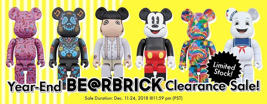 BE@RBRICK Clearance Sale