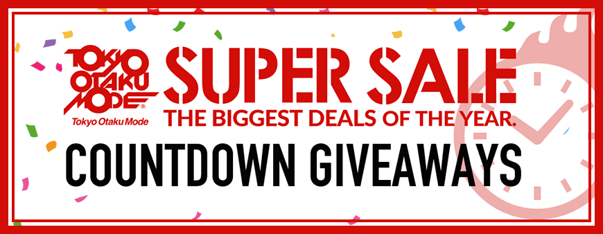 TSS 2019 Countdown Giveaways