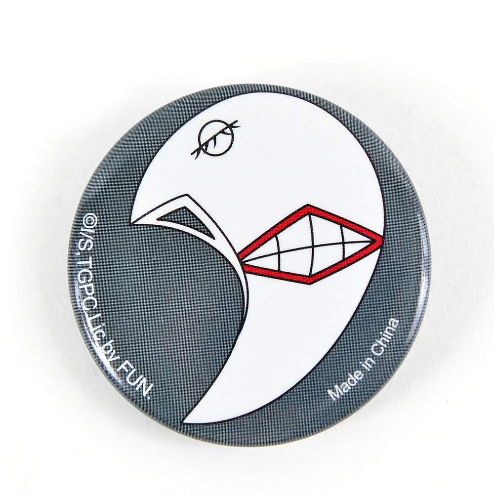 Tokyo Ghoul Shuu Mask Button