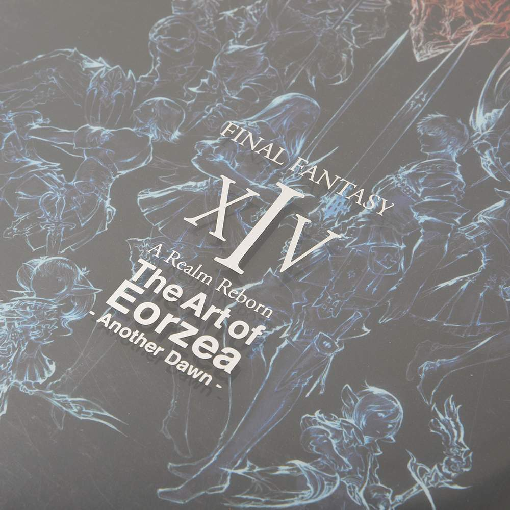 Final Fantasy XIV: A Realm Reborn - The Art of Eorzea Another Dawn