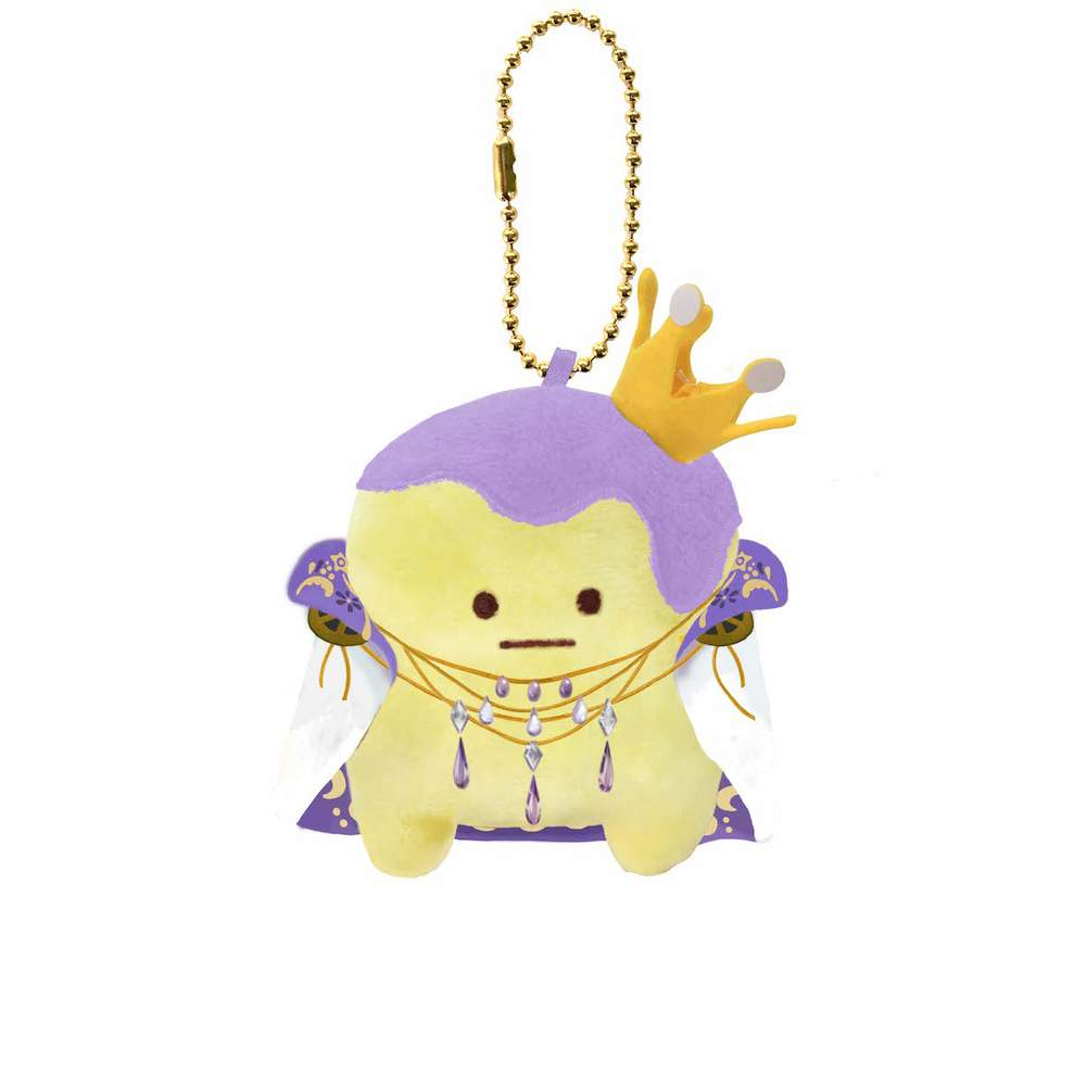 IDOLiSH 7 King Pudding x Sogo Ball Chain Plush
