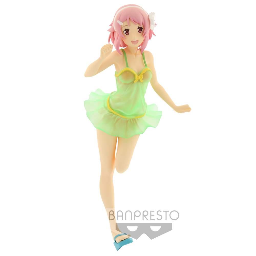 EXQ Figure Sword Art Online: Memory Defrag -Waterside Smile Lisbeth-