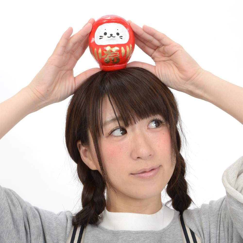 Sirotan Lucky Mini Daruma