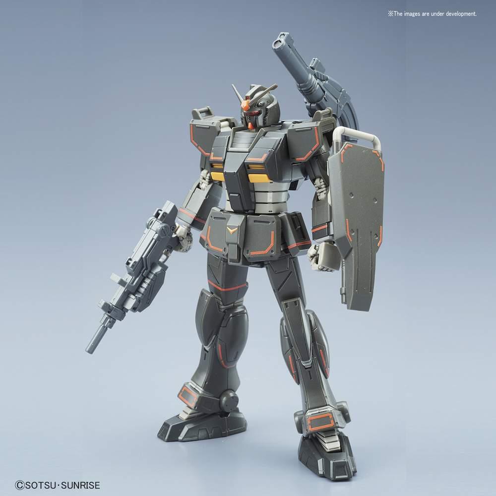 HG 1/144 Gundam: The Origin: Gundam Local Type (North American Front)