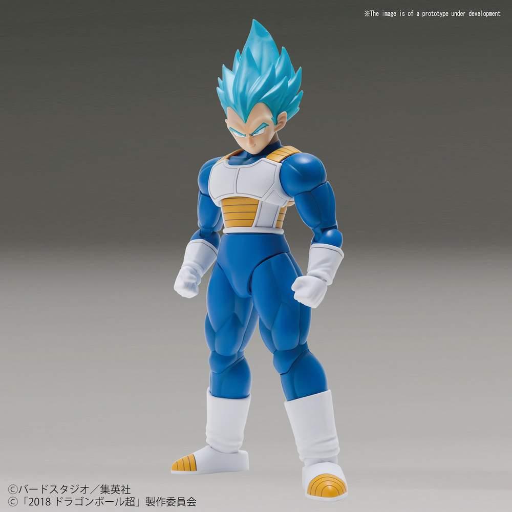 Figure Rise Standard Dragon Ball Super Super Saiyan Blue Vegeta Special Color Ver