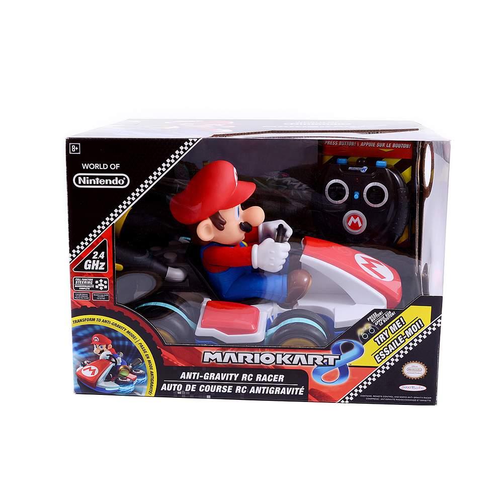 World of Nintendo Anti-gravity RC Racer | Mario Kart 8
