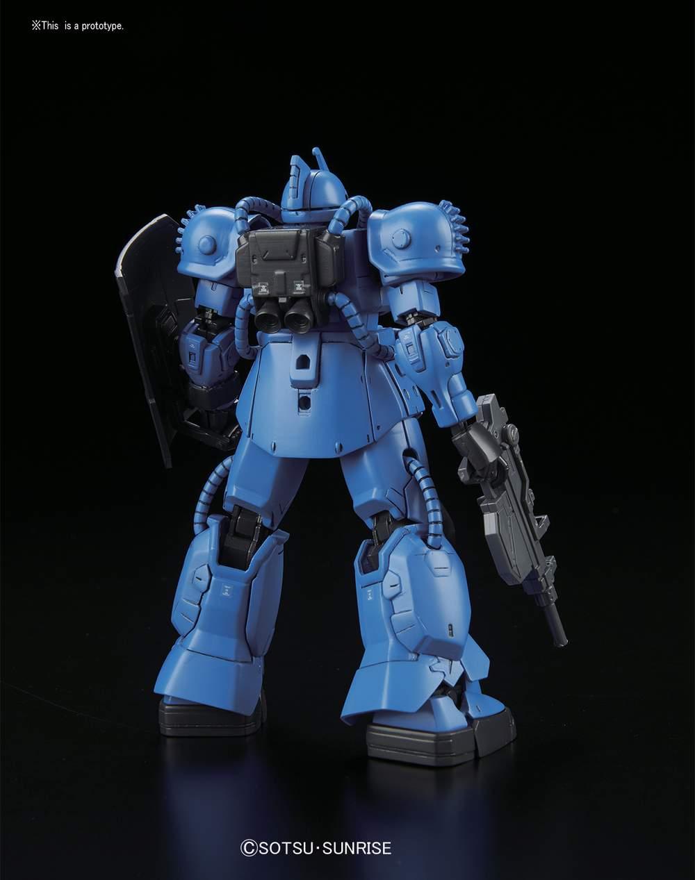 HG 1/144 Gundam: The Origin MS-04 Bugu [Ramba Ral]