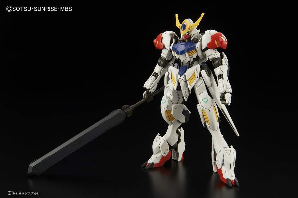 HG Gundam IBO 1/144 Gundam Barbatos Lupus