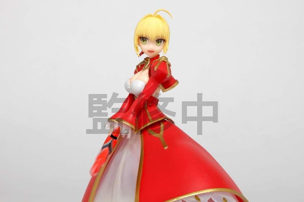 Fate/Extra Last Encore Saber of Red/Nero Claudius Non-Scale Figure