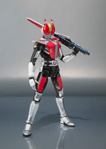 S H Figuarts Kamen Rider Den-O: Den-O Sword Form