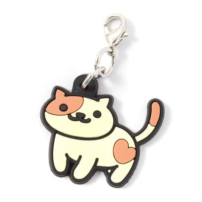 Lexy, Haishiro-san Neko Atsume Cat 3way Rubber Strap Ver.2