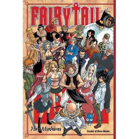 Fairy Tail: Master's Edition Vol. 1 (Kodansha Comics)