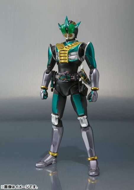 S H Figuarts Kamen Rider Den-O Zeronos Altair Form