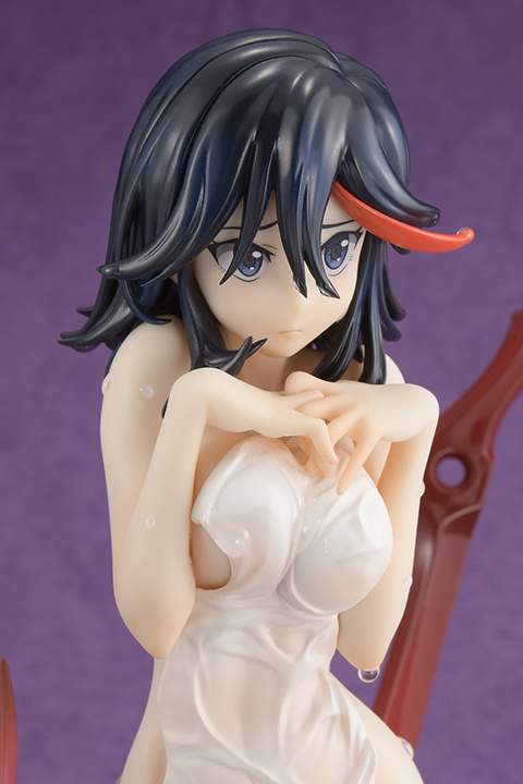Kill La Kill Ryuko Matoi Hot Spring Water Drop Ver 1 7 Scale Figure
