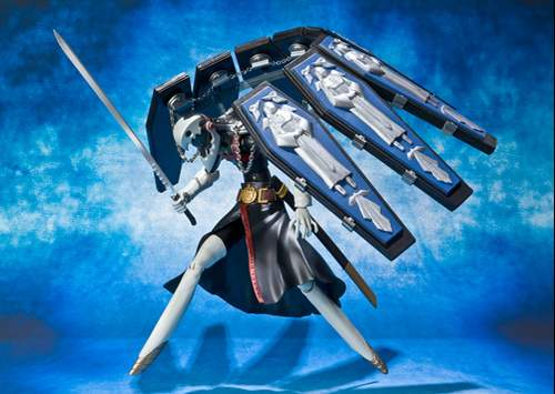 D Arts Persona 3 Thanatos Figure
