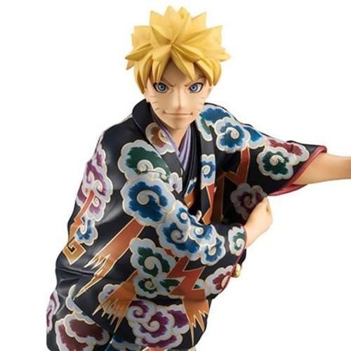 G E M  Series Naruto Shippuden Naruto & Sasuke Kabuki Ver