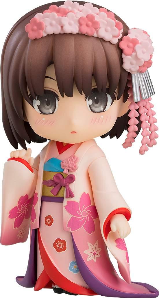 *NEW* Saekano How to Raise a Boring Girlfriend Megumi Kato PVC Figure