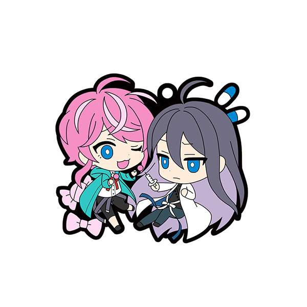 Buddy Colle Hypnosis Mic -Division Rap Battle- VS Ver  Trading Rubber  Mascots Box Set