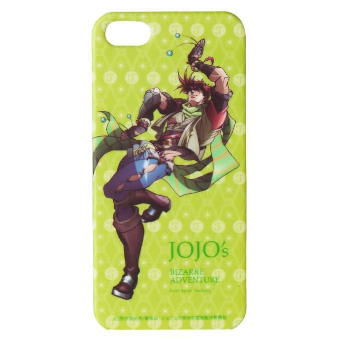 JoJo's Bizarre Adventure iPhone Cover C - Joseph Joestar