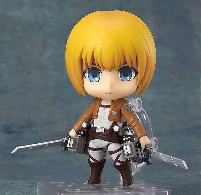 Nendoroid Attack On Titan Armin Arlert Re Run