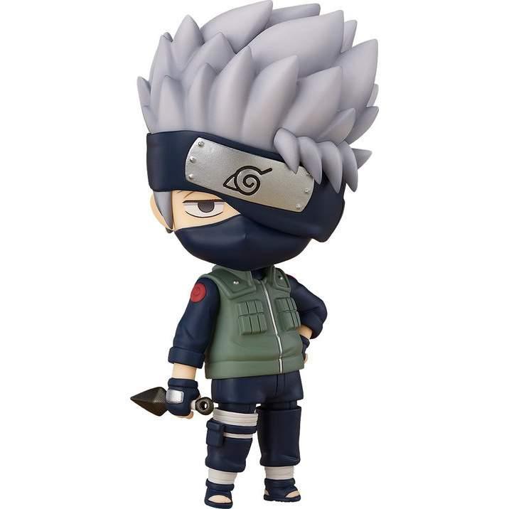 Nendoroid Naruto Shippuden Kakashi Hatake Re Run