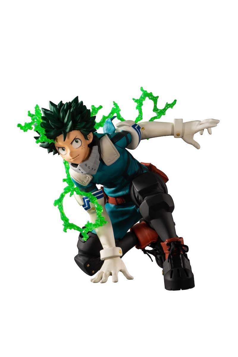 Ichiban Figure My Hero Academia Next Generations Feat Smash Rising Izuku Midoriya