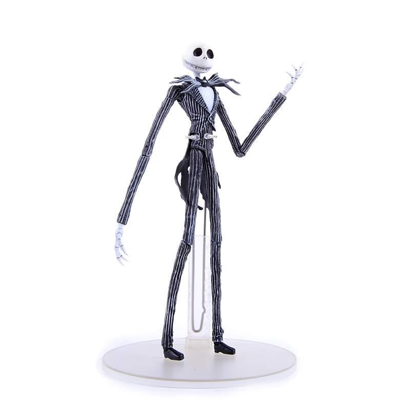Kingdom Hearts Play Arts Action Figure No  7: Jack Skellington
