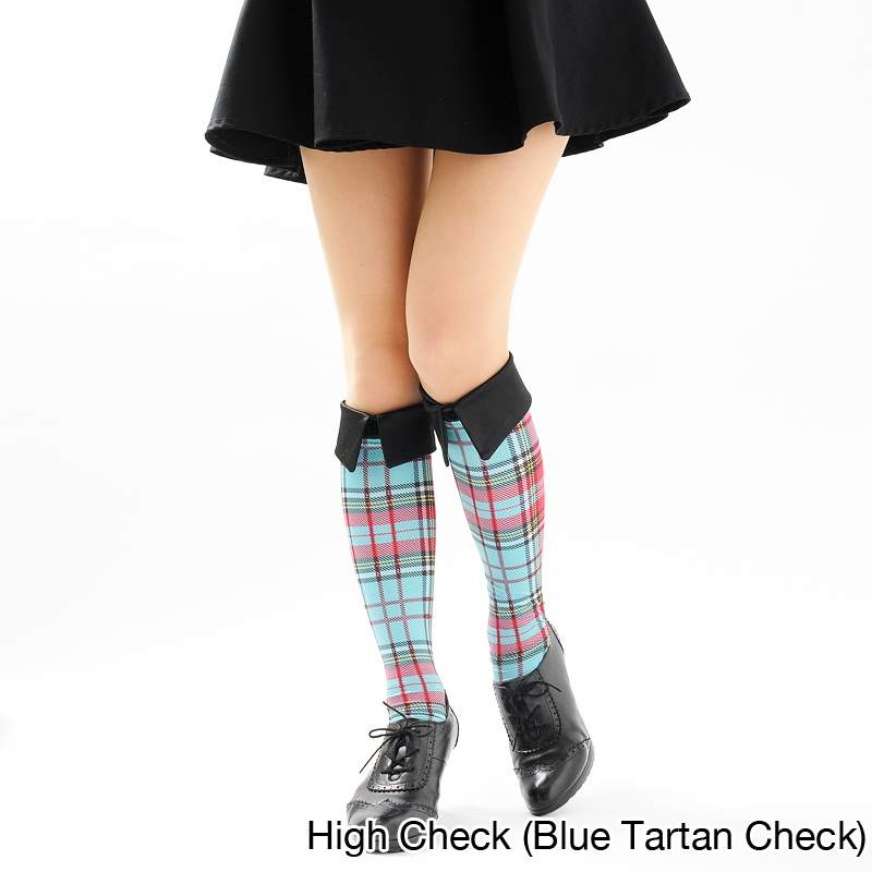030f78480bc ERIMAKI SOX Checkered High Socks ERIMAKI SOX Checkered High Socks