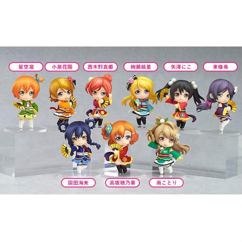 Love Live 3/'/' Rin Nendoroid Petit Angelic Angel Ver Trading Figure NEW