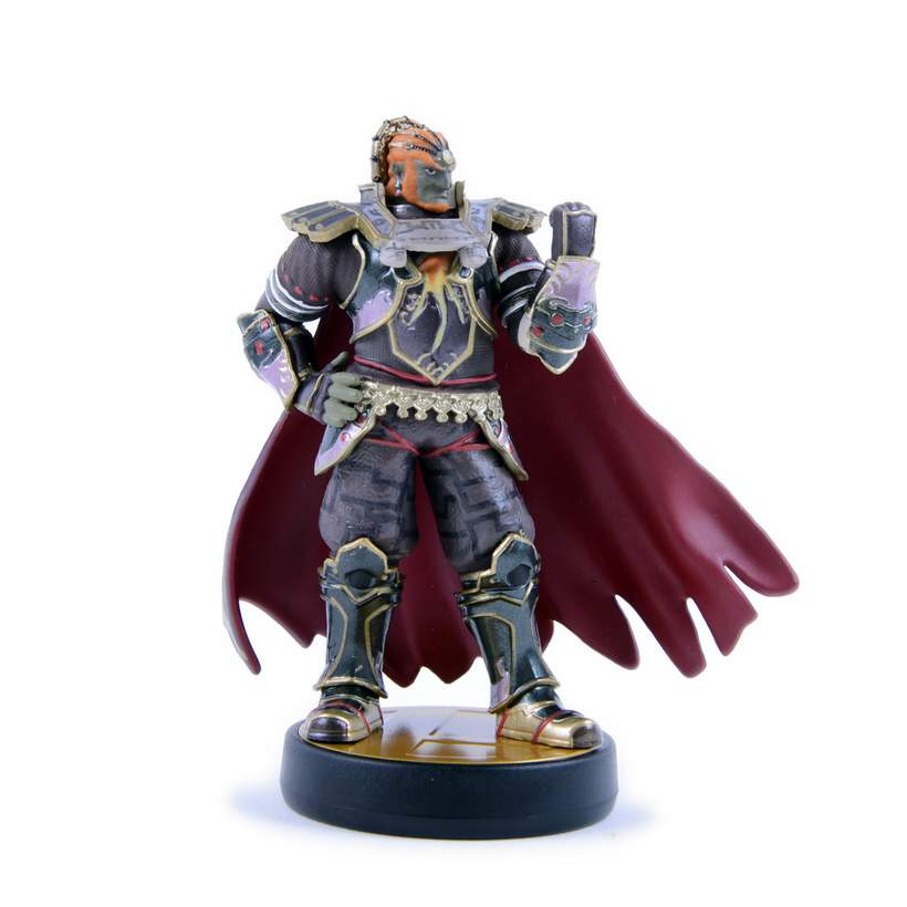 Ganondorf Amiibo Super Smash Bros Us Ver
