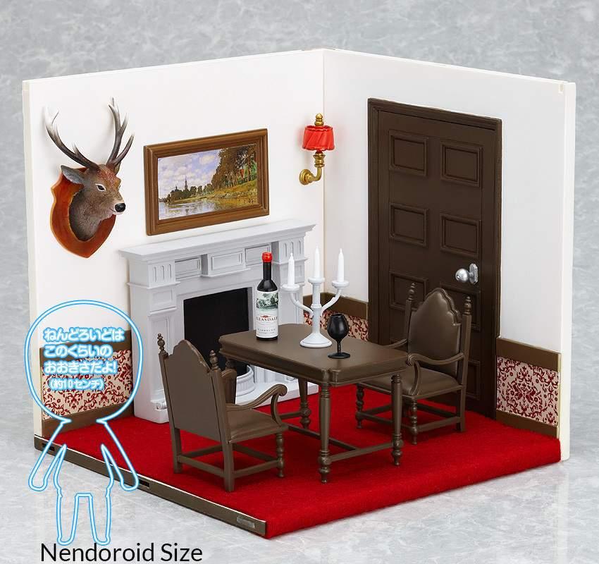 Nendoroid Playset #04: European Room Set B (Re-run)
