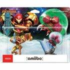 Samus Aran & Metroid amiibo 2-Pack
