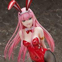 Darling in the Franxx Zero Two: Bunny Ver. 1/4 Scale Figure