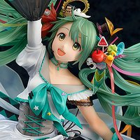 Hatsune Miku: Memorial Dress Ver. 1/7 Scale Figure