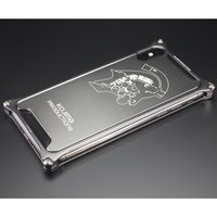 Kojima Productions × Gild Design iPhone X/XS Solid Bumper