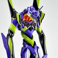 Mega Sofubi Advance Rebuild of Evangelion MSA003 Evangelion Test Type-01
