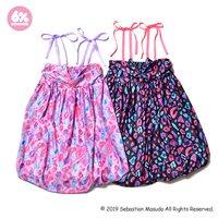 6%DOKIDOKI Colorful Rebellion/Animal Babydoll Dress