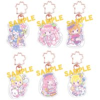 Vocaloid Acrylic Keychain Collection: Tomoko Fujinoki Ver.