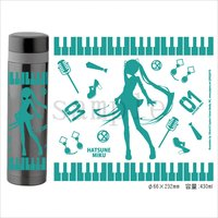 Hatsune Miku Stainless Steel Bottle